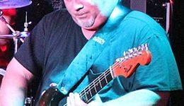 Brian McDaniel (aka McRock): Athena guitarest